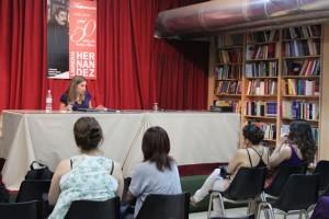ALIJA en Noche Librerías nov 2013_7