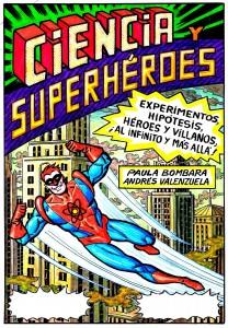 Ciencia y Superhéroes- Tapa en baja