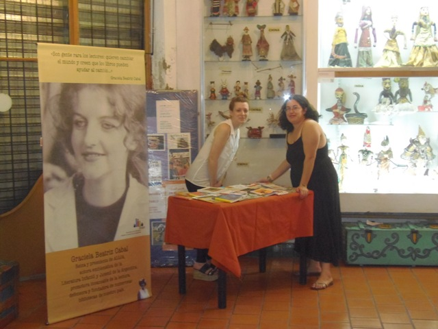 Homenaje Cabal 26 feb 2015_Muestra de sus libros