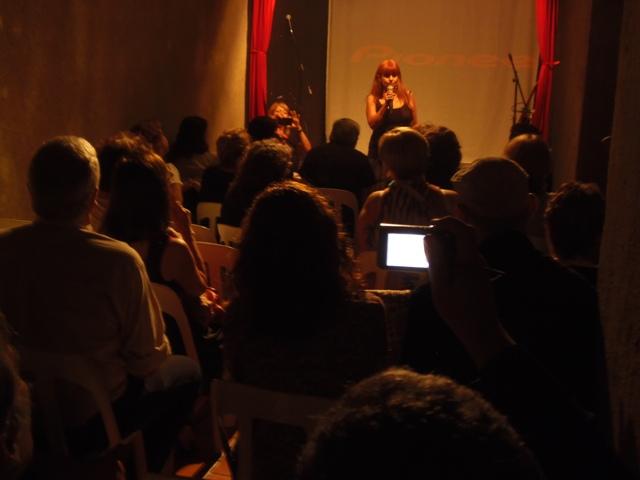 Homenaje Cabal 26 feb 2015_presentación de Maryta Berenguer