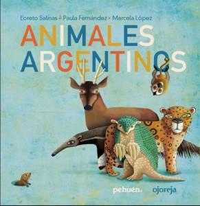 Tapa de Animales argentinos