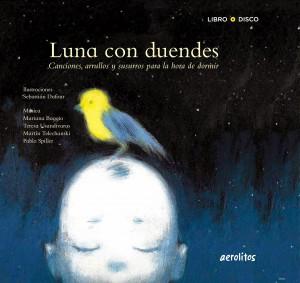 tapa Luna con duendes